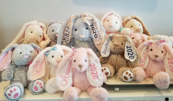 Bunnies Are Back ! - $20 -